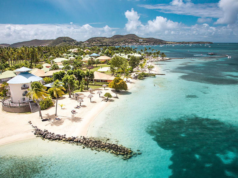 Club Med Les Boucaniers, Martinique - Direct Flights from Dublin