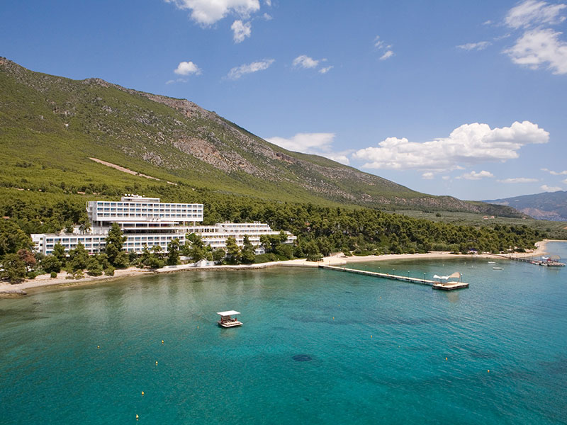 Club Med Gregolimano, Greece