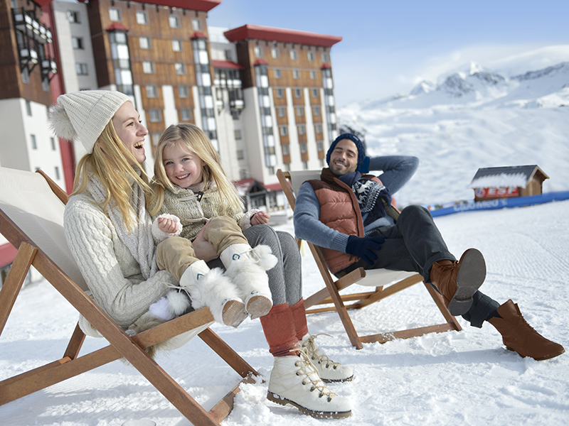 Club Med La Plagne 2100, France - Direct Flights from Dublin