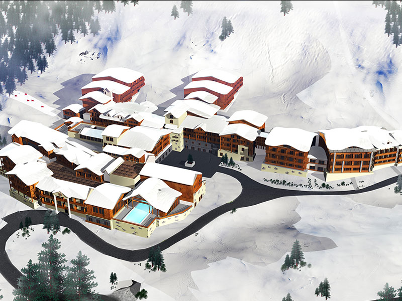 Club Med Peisey Vallandry, Winter, France - Direct Flights from Dublin