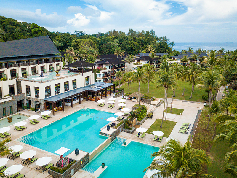 Club Med Bintan Island, Indonesia