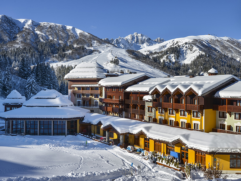 Club Med Valmorel, France - Direct Flights from Dublin