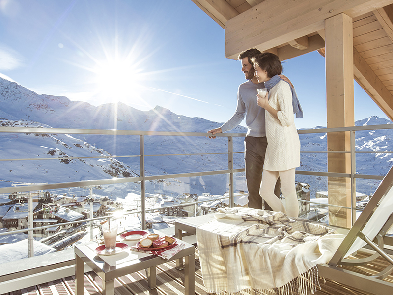 Club Med Val Thorens Sensations, France - Direct Flights from Dublin